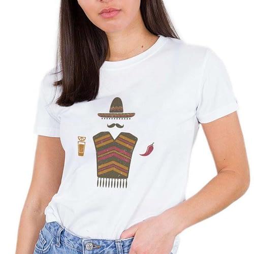 Tricou Mexican 01