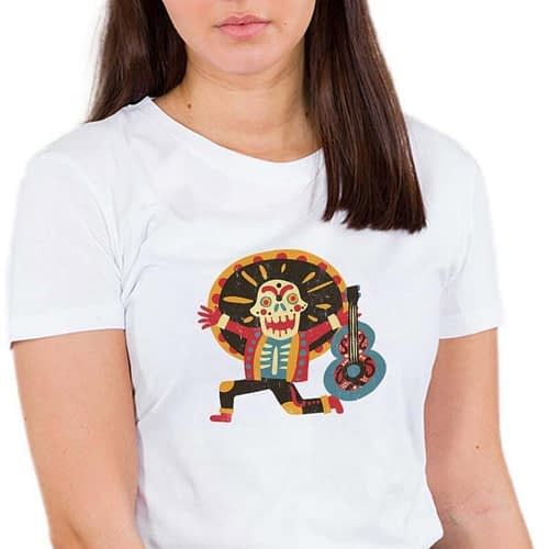 Tricou Day of the dead 02