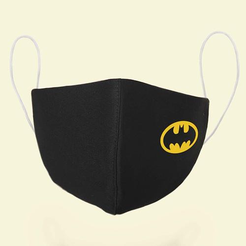 Masca textila Personalizata cu simbolul lui batman, 03