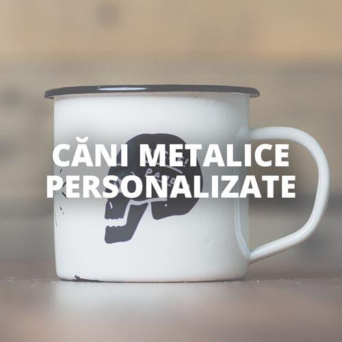 Cani Metalice Personalizate - City Print