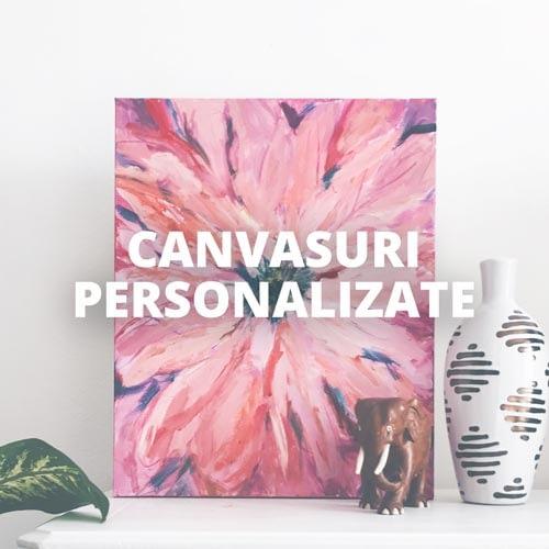 Canvasuri Personalizate - City Print