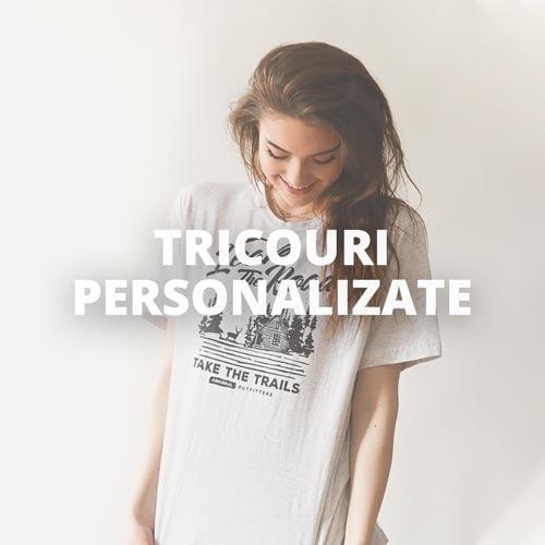 Tricouri personalizate - City Print