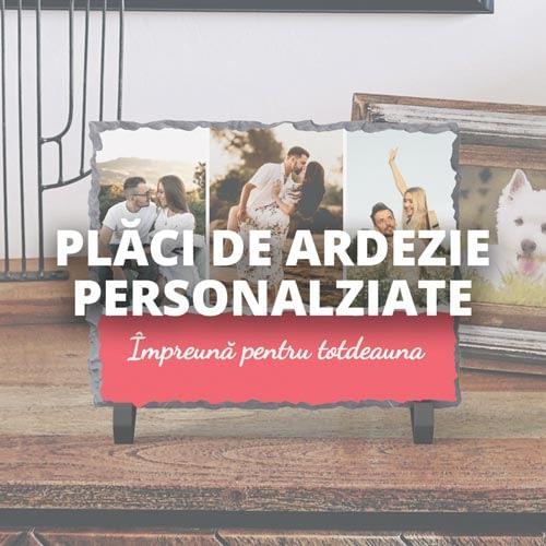 Placa de Ardezie Personalizata