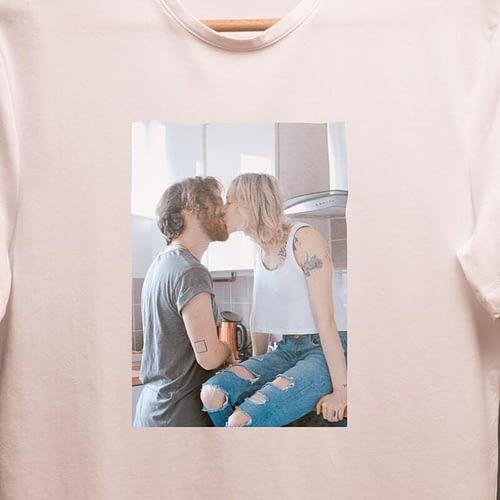 tricou personalizat cu poza simpla, 03