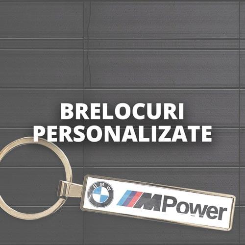Brelocuri personalizate