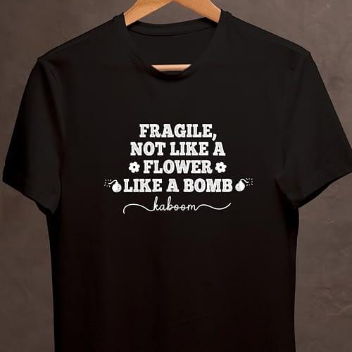 tricou unisex personalizat cu text, 02