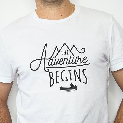 Tricou Personalizat cu ilustratie aventura, 02