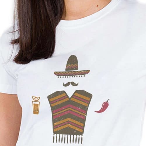 Tricou Mexican 03