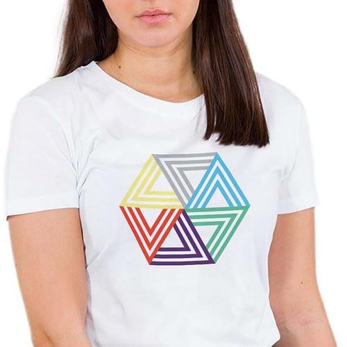 Tricou Hexagon 02