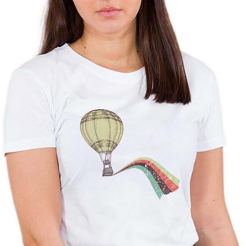 Tricou Balon si Curcubeu 02
