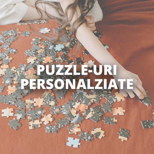 Puzzle-uri personalizate - City Print