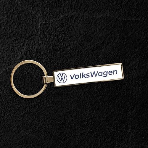 Breloc auto personaliza cu logo volkswagen 02