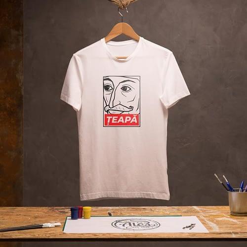 tricou unisex personalizat cu vlad tepes, 04