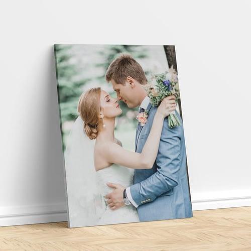 Tablou canvas personaliza cu o poza, 50x40cm, CNV01