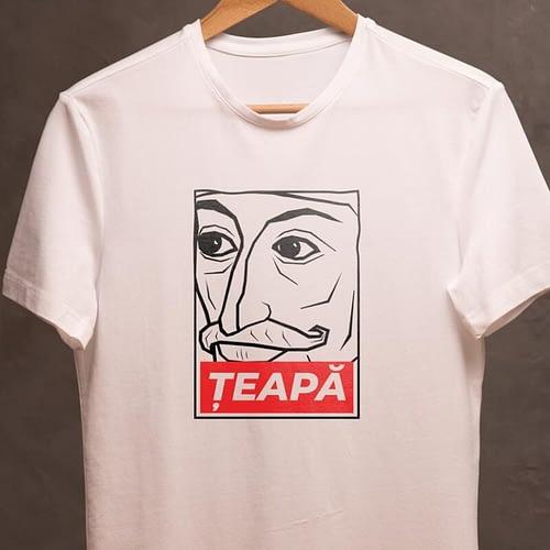 tricou unisex personalizat cu vlad tepes, 02