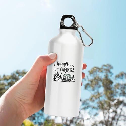 Bidon Sport Personalizat Happy Campers, 02